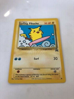 Pokemon XY Evolutions Flying and Surfing Pikachu 111/108 110/108 Secret Rare NM Losse kaarten
