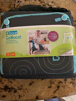 Munchkin Baby Booster For The go