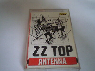 ZZ TOP ANTENNA Old Cassette Tape