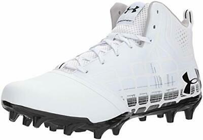 992a7f0beca0 new Nike Vapor Speed 2/II td LAX 856507-109 Mens Lacrosse Cleats 9.5 white.