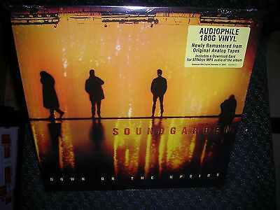 SOUNDGARDEN // Down on the Upside // NEW 180 GRAM DOUBLE RECORD LP VINYL