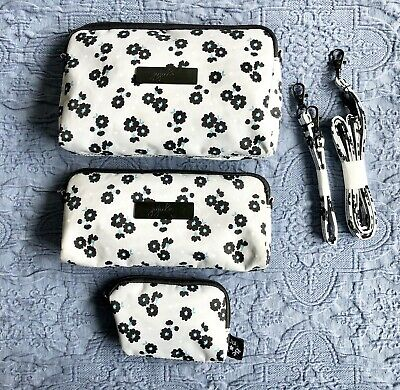 Jujube Ju Ju Be Be Set 3 bag pouch set Tokidoki The Queens Court E
