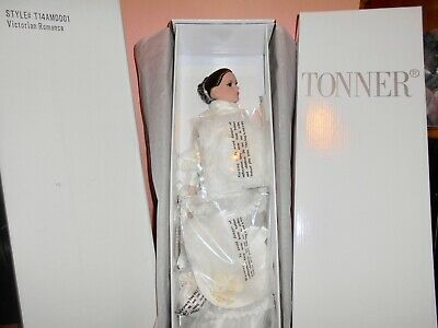 """American Model 22"""" Victorian Romance Nrfb With White Shipper Tonner Doll"""