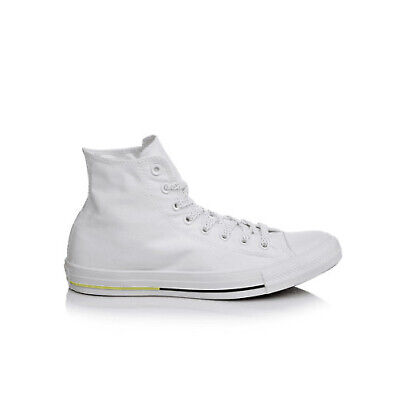 c8cb8f5bfdbb Converse Chuck Taylor All Star SEASONAL HighTop Mens White 153791F Sneaker  Shoes