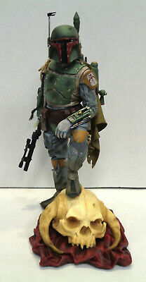 Star Wars Collectors Gallery: Boba Fett 1:8 Scale Statue (2019) Gentle Giant New