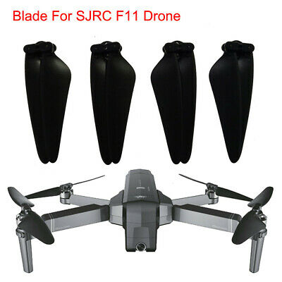 4Pcs Spare Parts CW&CCW Propeller Blade For SJRC F11 GPS RC Quadcopter Drone