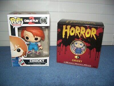 Funko POP! Chucky Childs Play 2 #56 & Five Star Horror