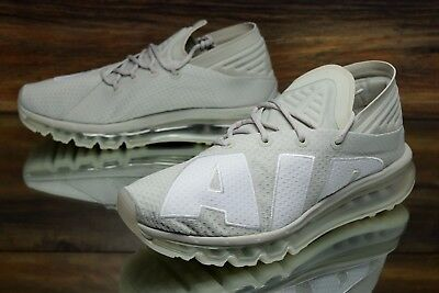 nike air max flair light bone
