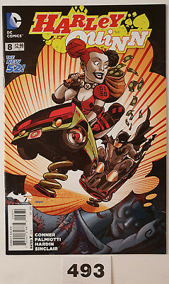 Harley Quinn #8 NM Batman 75 Variant New 52 First Print DC Comics Connor