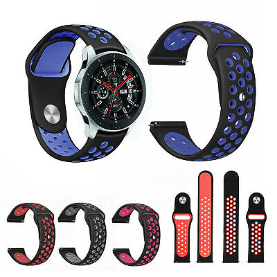 Silicone Replacement Sports Wrist Band Bracelet for Gear S3 Frontier/S3 Classic