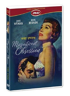 Magnificent Obsession (1954, Douglas Sirk) DVD NEW