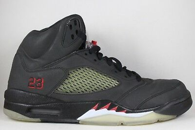 free shipping 297db ae551 2009 Nike Air Jordan 5 V Retro DMP Raging Bull Pack 3M Reflective size 10