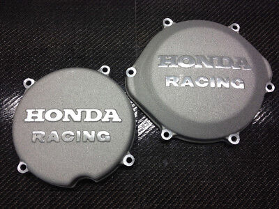 HONDA CR 500 HRC RACING REPLICA clutch & ignition cover Works Factory no Boyesen