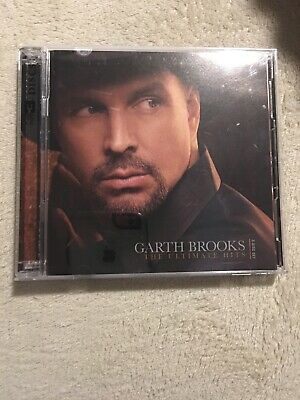 The Ultimate Hits by Garth Brooks (CD, DVD, Nov-2007, 3 Discs, Pearl)