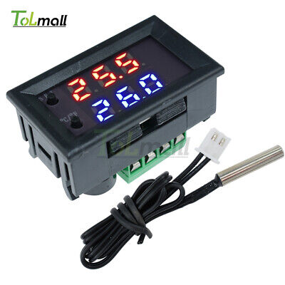 DC12V W1209WK Digital Thermostat Temperature Control Smart Sensor -50-110°C