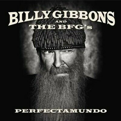 Billy & The Bfg's Gibbons - Perfectamundo (CD Used Very Good)