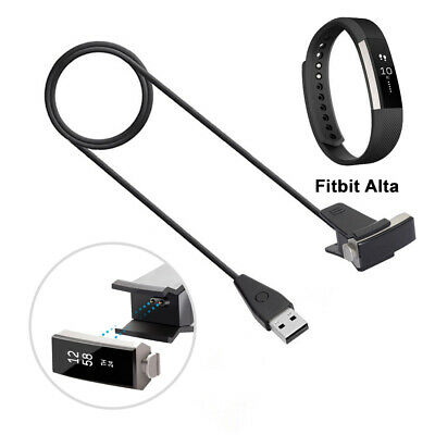 USB Charging Cable Replacement Charger Cord Wire fr Fitbit Alta Fitbit ace Reset