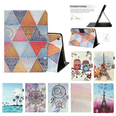 """Magnetic Leather Smart Stand Cover Case for Apple iPad mini 2 3 4 5 6 2018 9.7"""""""