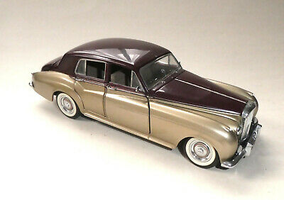 Franklin Mint Bentley 1955 1.24 ohne OVP #3070