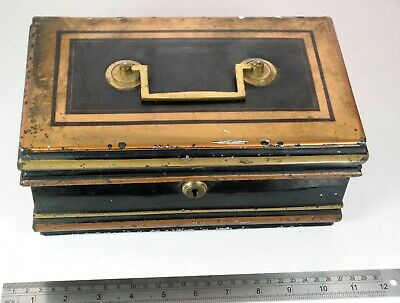 Early 20th century strong box