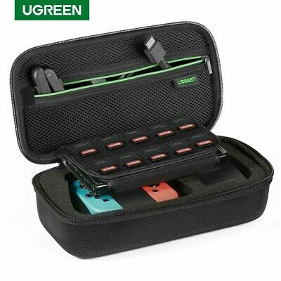 Ugreen Carrying Case for Nintendo Switch Protective Shockproof Travel Case Bag