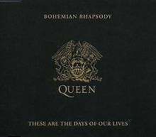 Bohemian Rhapsody by Queen   CD   condition good