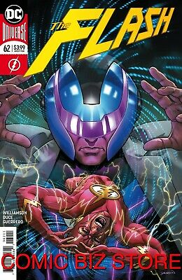 Flash #62 (2019) 1St Printing Bagged & Boarded Dc Comics