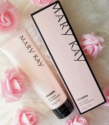 Mary Kay TimeWise 3 in 1 Cleanser, Mischhaut bis fettige Haut, Lila, Neu & OVP