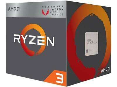 AMD Ryzen 3 Quad Core 2200G Vega Graphics 3.5GHz Processor