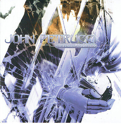 John Petrucci ‎– Suspended Animation / CD /