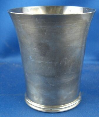 Becher Emil Hermann 925er Sterling  Silber