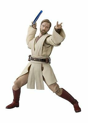 Bandai S.H. Figuarts Obi-Wan Kenobi Figure (Star Wars: Revenge of the Sith)