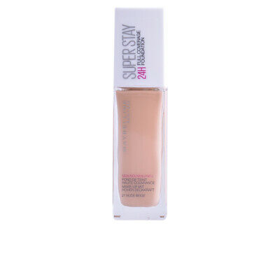 Maquillaje Maybelline mujer SUPERSTAY full coverage foundation #21-nude beige