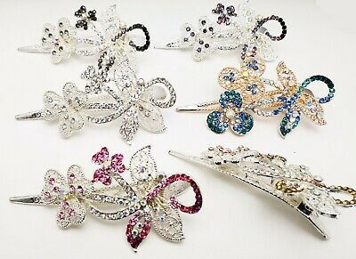 Acconciatura capelli tiara strass perle accessorio fermacapelli sposa matrimonio