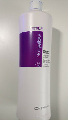 Fanola No Yellow Shampoo 1L,