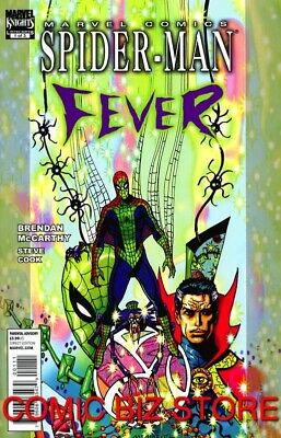 Spider-Man: Fever #1 (2010) 1St Printing Bagged & Boarded Marvel Comics