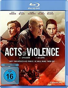 Acts of Violence [Blu-ray] by Donowho, Brett | DVD | condition new
