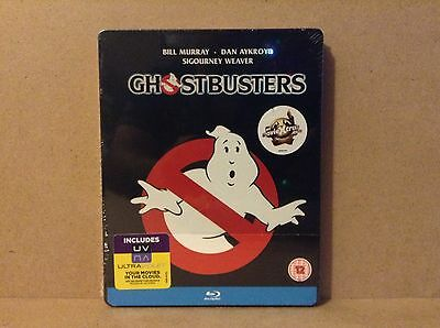 Ghostbusters - Limited Edition Steelbook  (Blu-ray) *BRAND NEW*