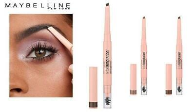 Maybelline Total Temptation Brow Definer - Choose Your Shade