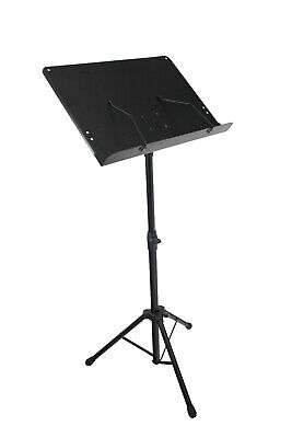 Ravel Metal Sheet Music Stand Premium Conductor Style