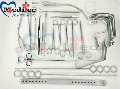Tonsillectomy Set of 27 pieces Finest Surgical Instruments & Sets ENT Surgical