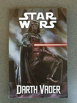 STAR WARS 2 - DARTH VADER - 144 Seiten Panini Comic Paperback Softcover