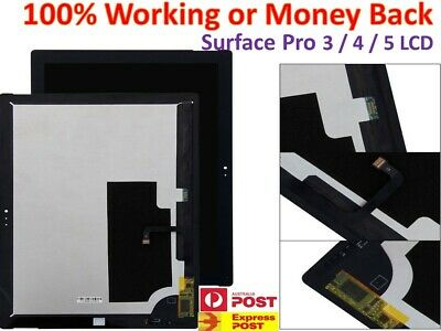 LCD Display Touch Screen Replacement for Microsoft Surface Pro 3 4 5 6 AUSSIE