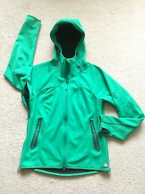 5c7cdf93fb8062 Authentic Mens MAMMUT Ultimate Hoody Windstopper Softshell Jacket SZ S M  Hiking