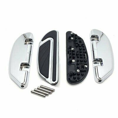 Airflow Passenger Footboard Kit For Harley Wide Glide/Road King/Street Glide Chr