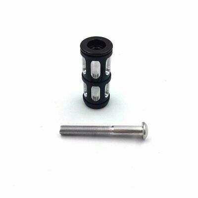 1 PC Black Billet Shifter Peg For Harley Davidson all models (Street Bob FXDB/ F