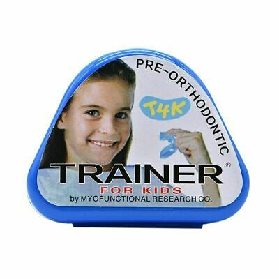 1pc T4K Children Dental Tooth Orthodontic Appliance Trainer Kids Alignment 2019