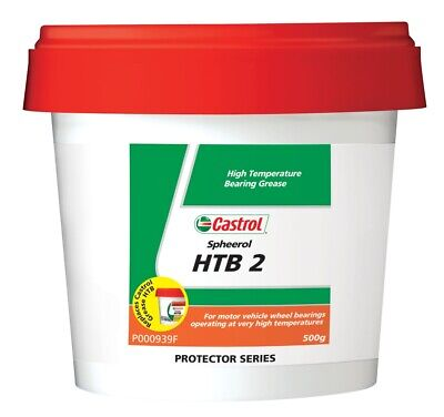 Castrol Spheerol Grease HTB 2 500g 3371034 fits Toyota Land Cruiser 100 Serie...