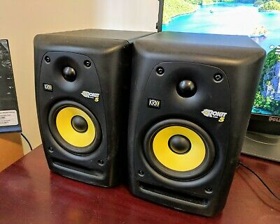 KRK Rokit 5 G2 Studio Monitors