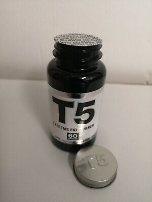 💥ZION LABS ORIGINAL T5 FAT BURNERS💥ECA💥Sliming💥Energy💥SPECIAL OFFER